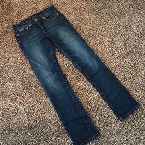 Joe's jeans dark wash